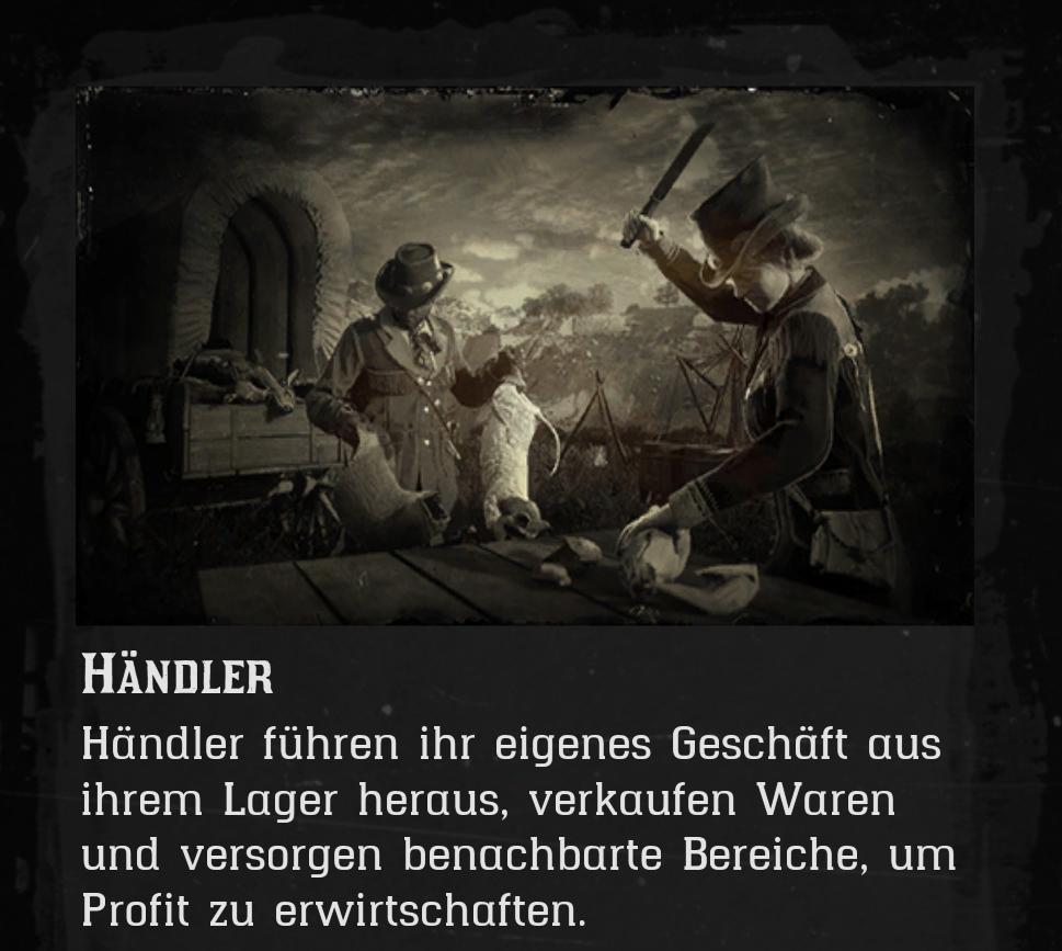 RDO Händler Rolle